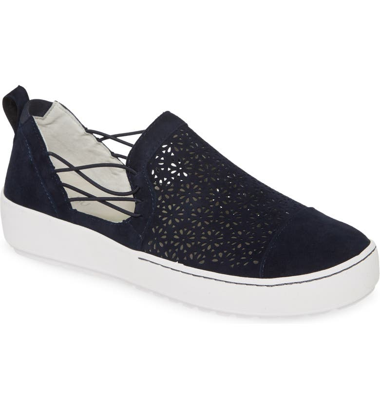 JAMBU Erin Sneaker, Main, color, NAVY SUEDE