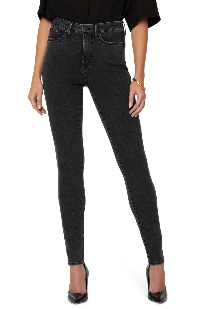 NYDJ Ami High Waist Skinny Jeans, Main, color, VICTORIOUS