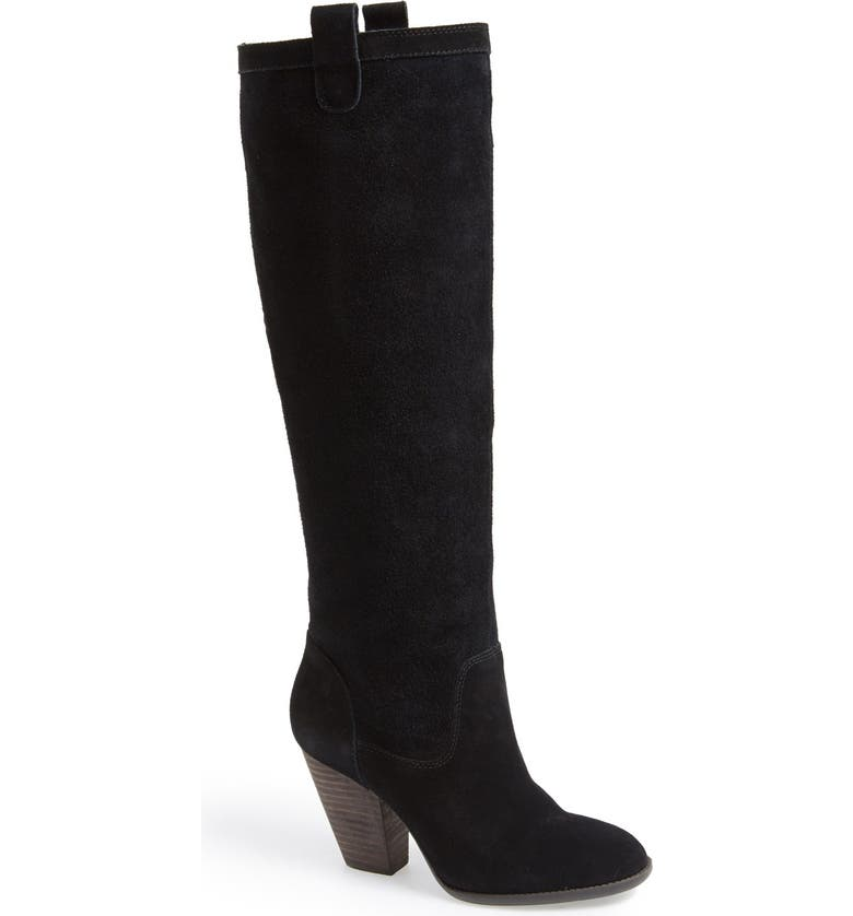 SOLE SOCIETY 'Rumer' Slouchy Knee High Boot, Main, color, 003