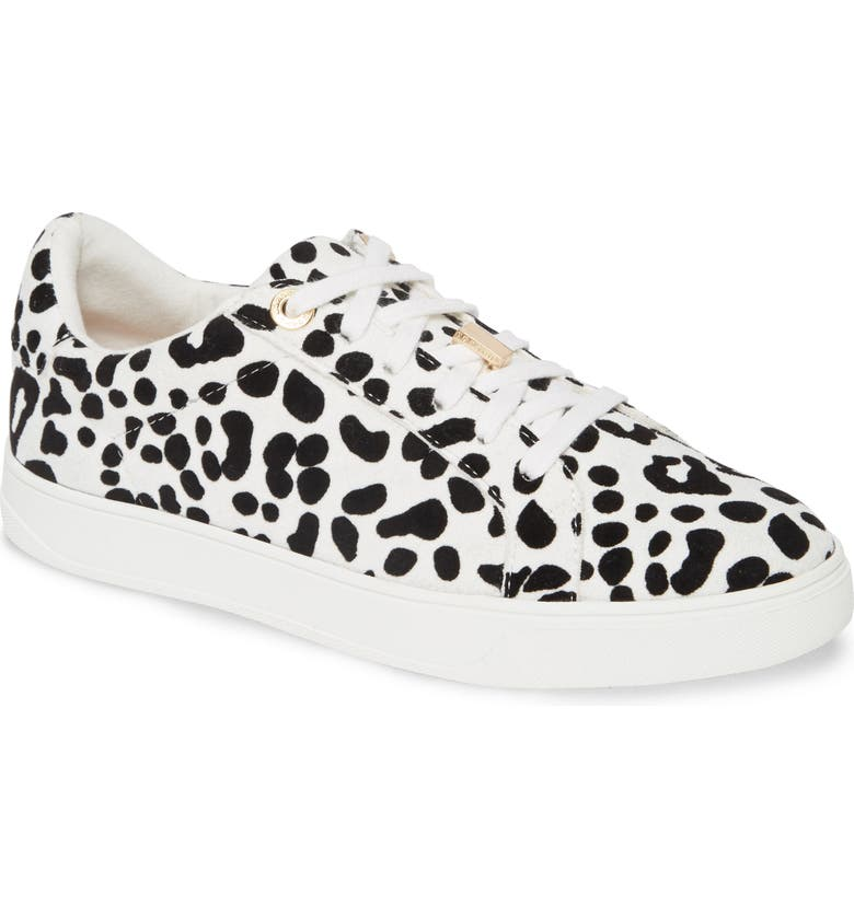 TOPSHOP Cabo Low Top Sneaker, Main, color, 002