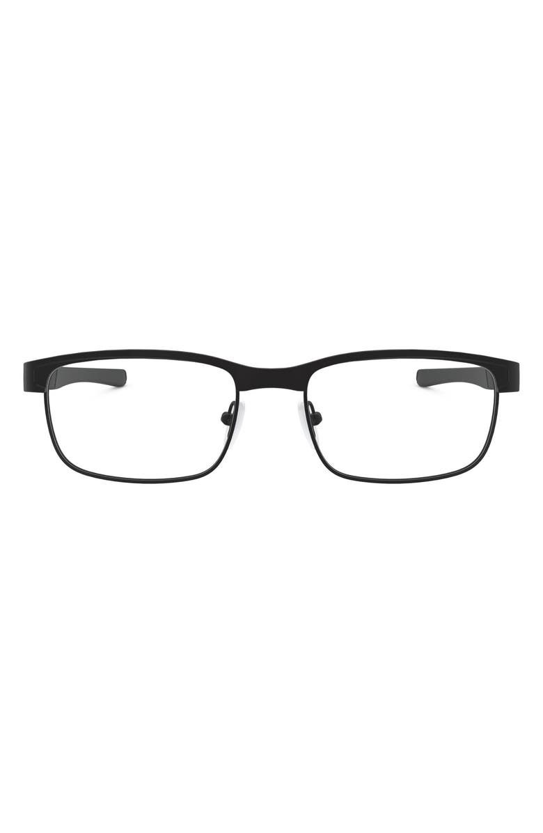 OAKLEY Surface Plate<sup>™</sup> 54mm Rectangular Optical Glasses, Main, color, 001