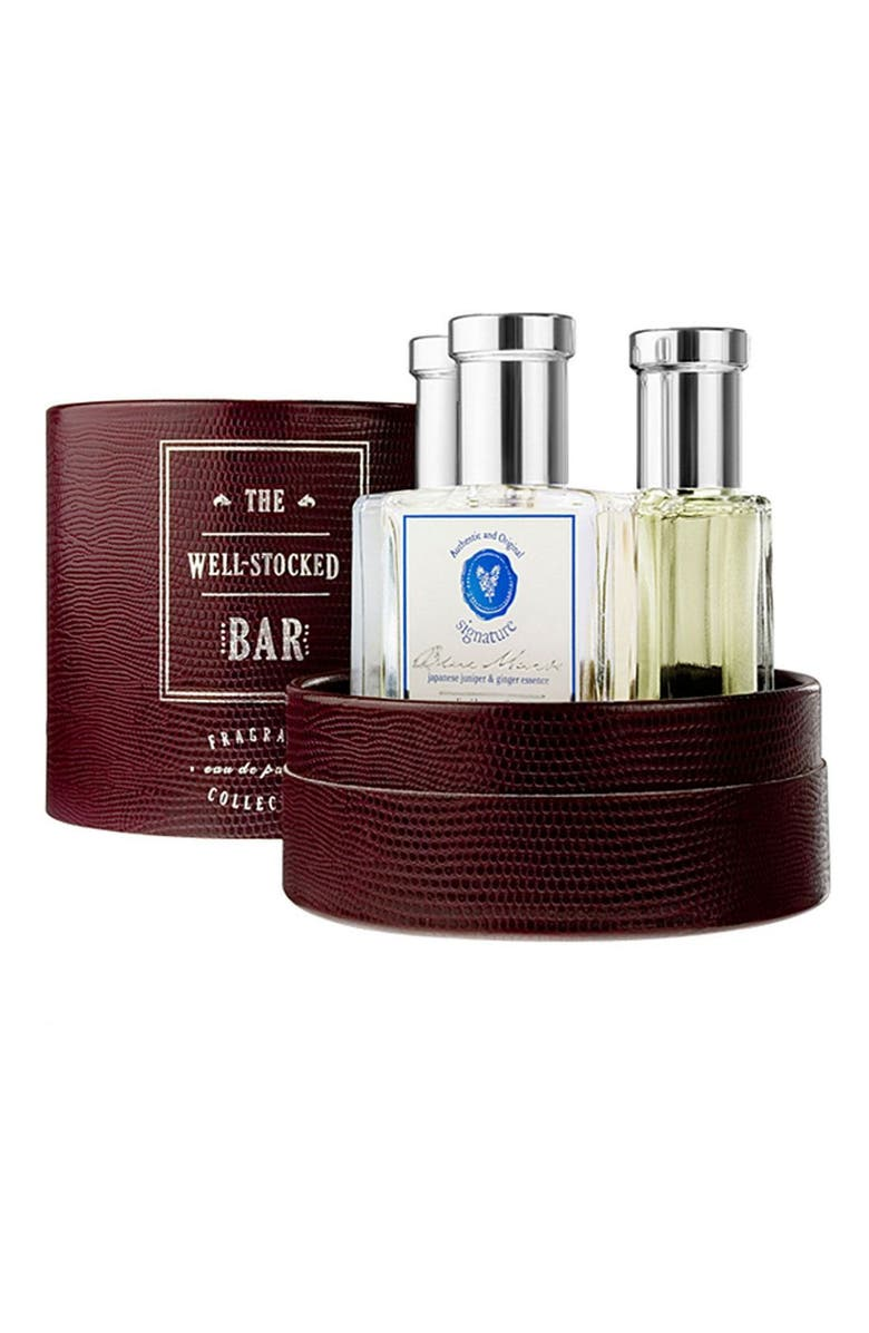 JACK BLACK 'Signature Well Stocked Bar' Gift Set, Main, color, No Color