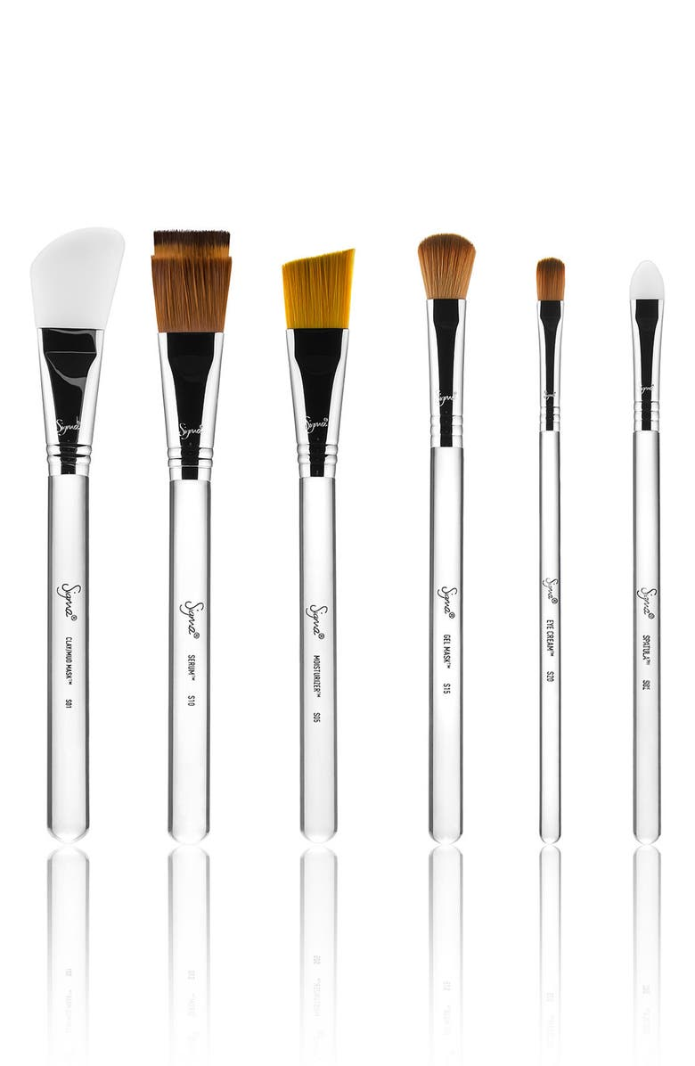 SIGMA BEAUTY Sigma Skincare Brush Set, Main, color, No Color