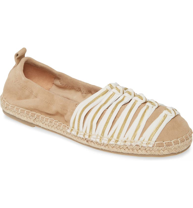 CECELIA NEW YORK Knotted Stitch Espadrille, Main, color, 250