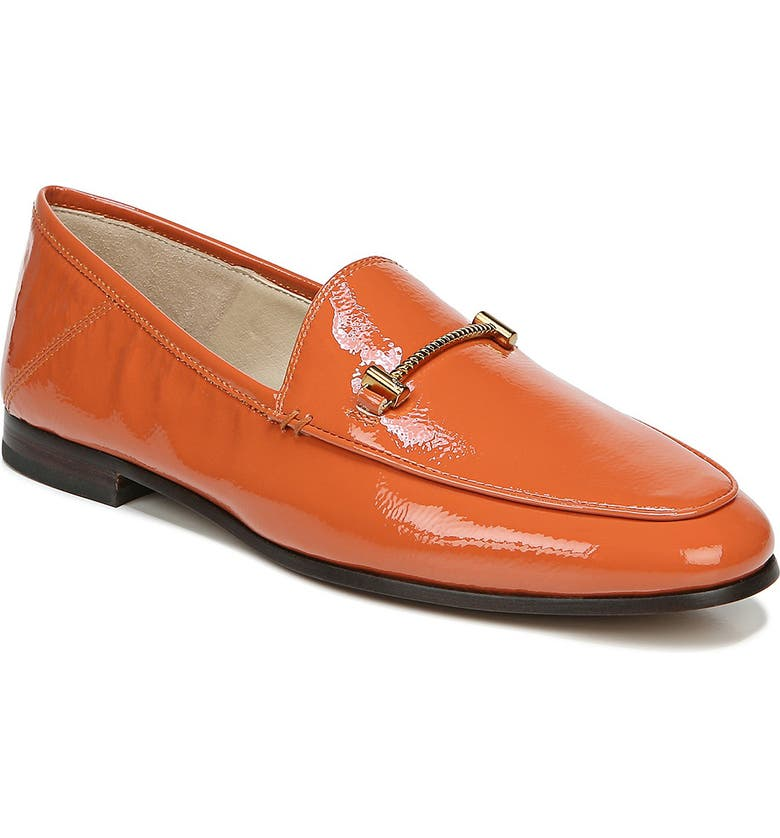 SAM EDELMAN Lior Loafer, Main, color, SIENNA CLAY LEATHER