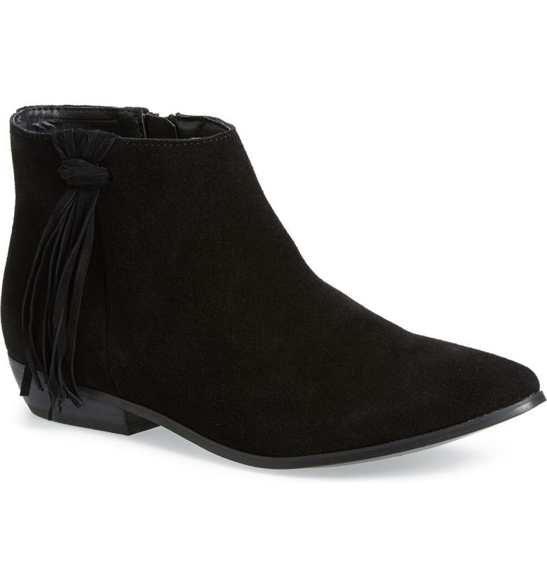 COCONUTS BY MATISSE 'Cody' Suede Bootie (Women), Main, color, 018