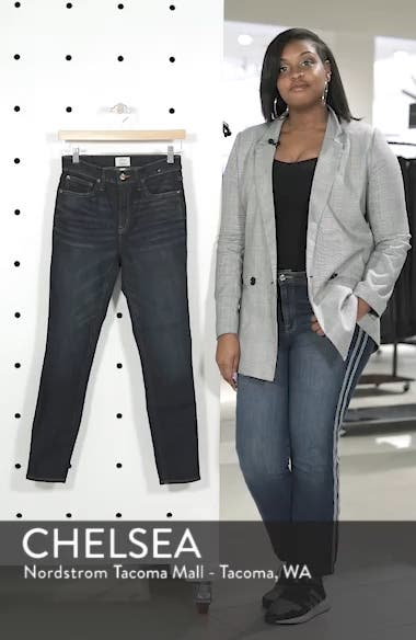 High Rise Toothpick Jeans, sales video thumbnail