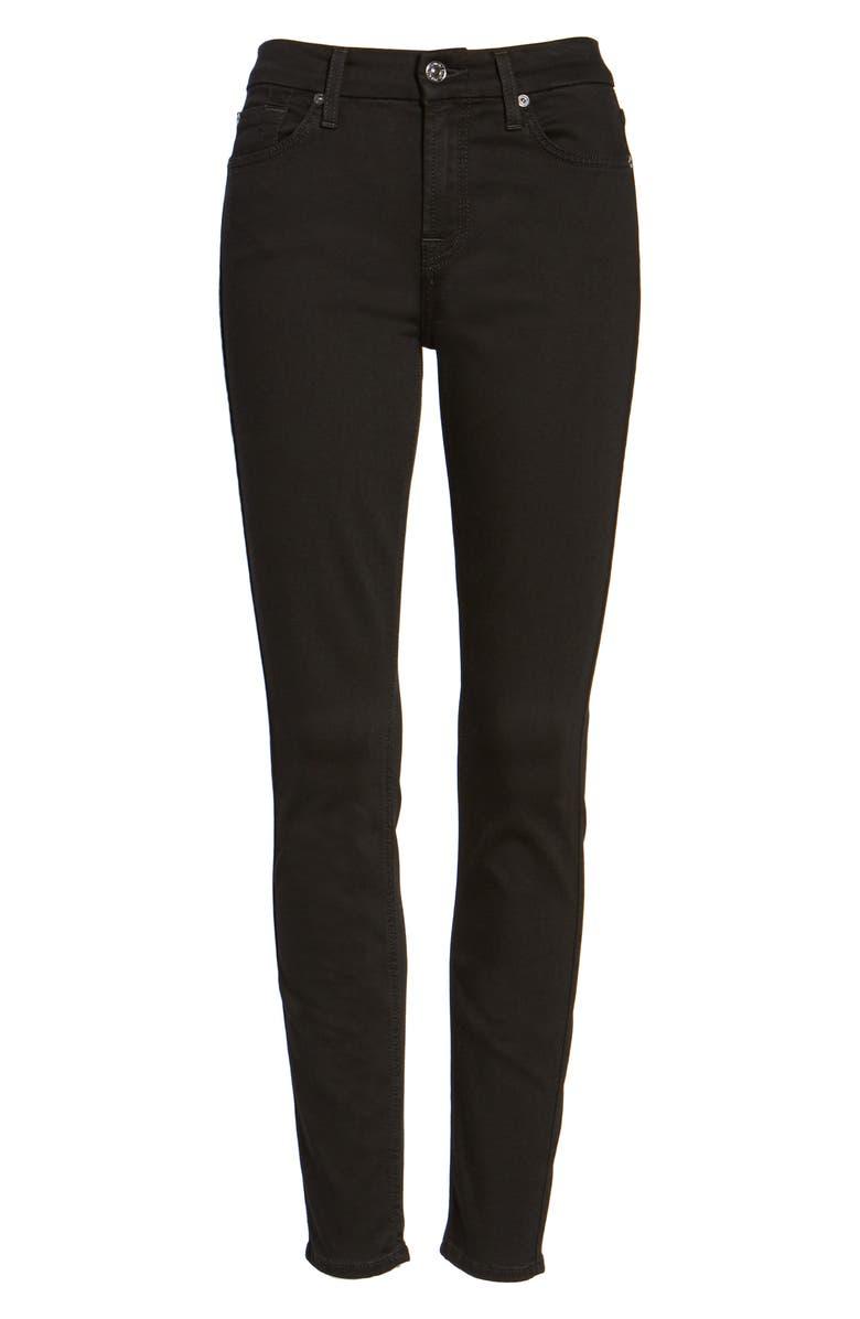 7 FOR ALL MANKIND<SUP>®</SUP> b(air) Ankle Skinny Jeans, Main, color, 004