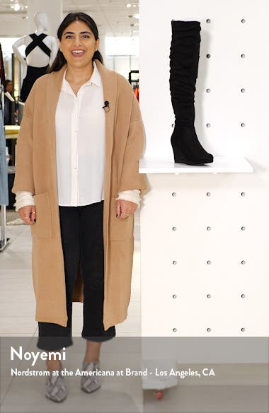 Larisa Over the Knee Boot, sales video thumbnail