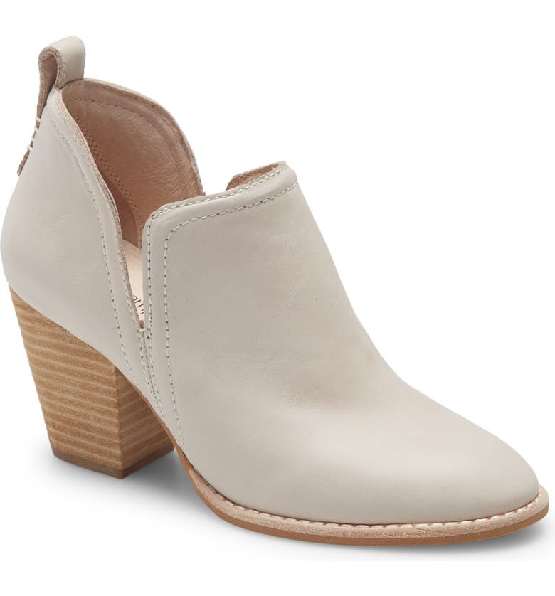JEFFREY CAMPBELL Rosalee Bootie, Main, color, IVORY LEATHER