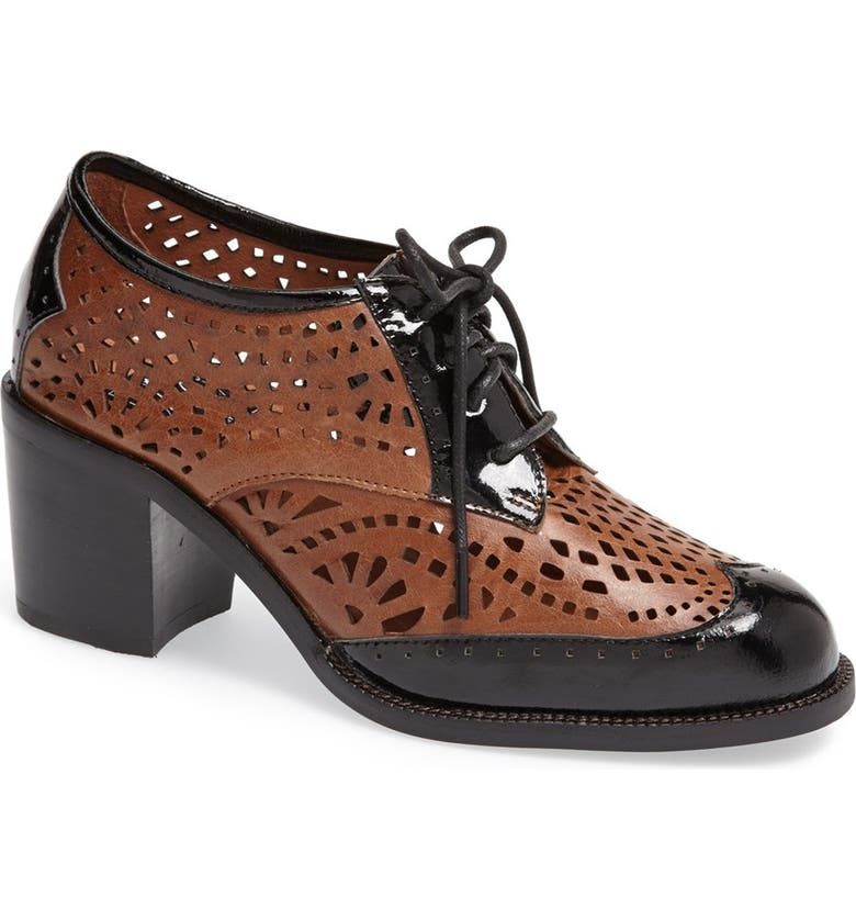 JEFFREY CAMPBELL 'Fremont' Oxford, Main, color, 249