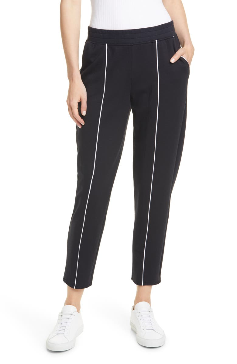 ATM ANTHONY THOMAS MELILLO French Terry Crop Sweatpants, Main, color, 001