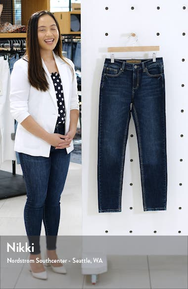 Kids' Brixton Straight Leg Stretch Jeans, sales video thumbnail