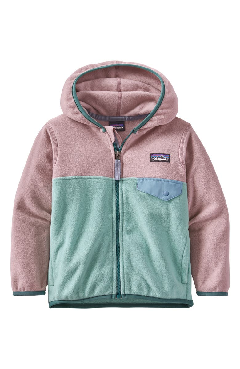 PATAGONIA Micro D<sup>®</sup> Snap-T<sup>®</sup> Fleece Jacket, Main, color, 308