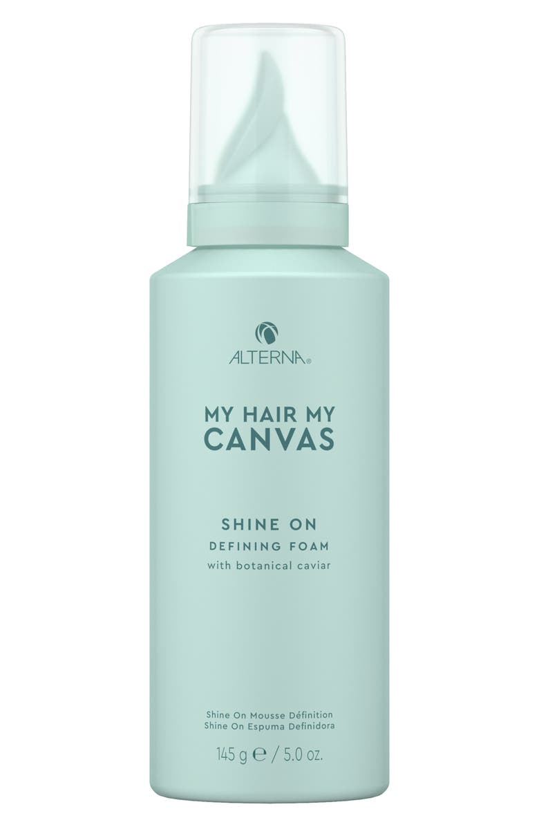 ALTERNA<SUP>®</SUP> My Hair My Canvas Shine On Defining Foam, Main, color, No Color