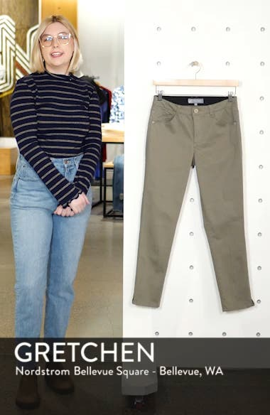 Ab-Solution High Waist Ankle Skinny Pants, sales video thumbnail