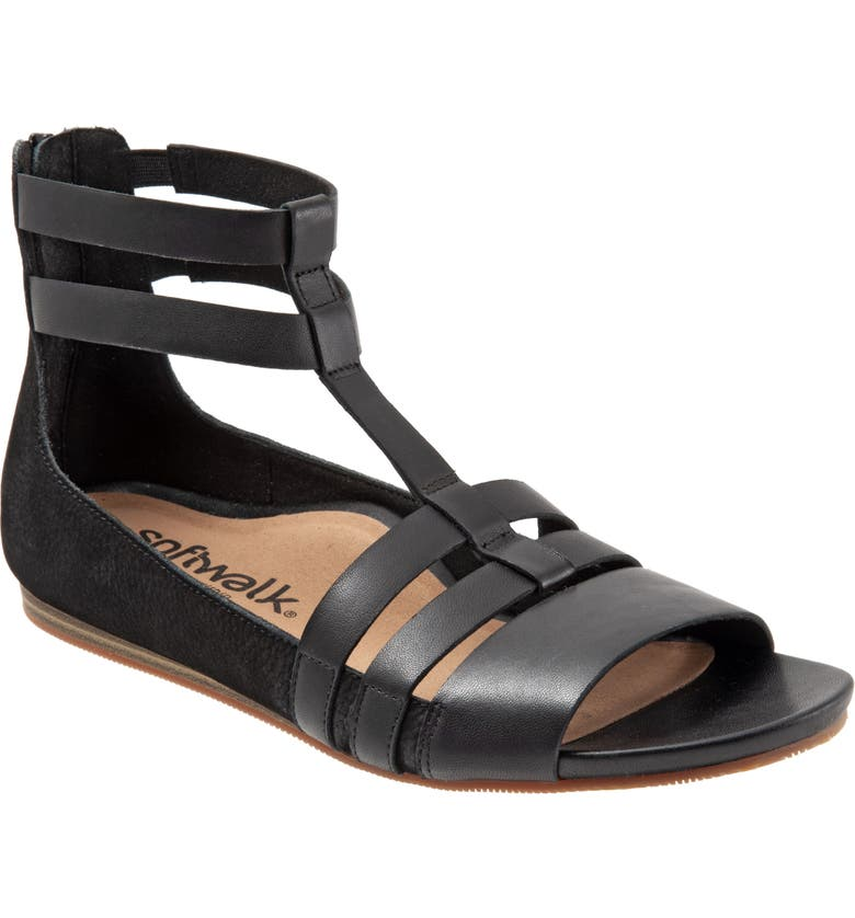 SOFTWALK<SUP>®</SUP> Cazadero Sandal, Main, color, 001
