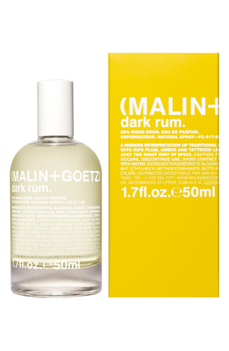 MALIN+GOETZ Dark Rum Eau de Parfum, Main, color, No Color