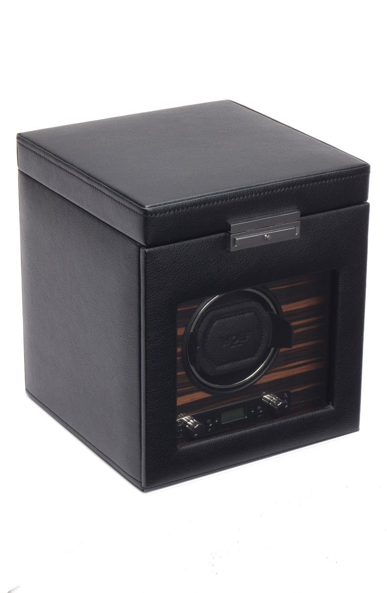 WOLF Roadster Watch Winder & Storage Space, Main, color, 001