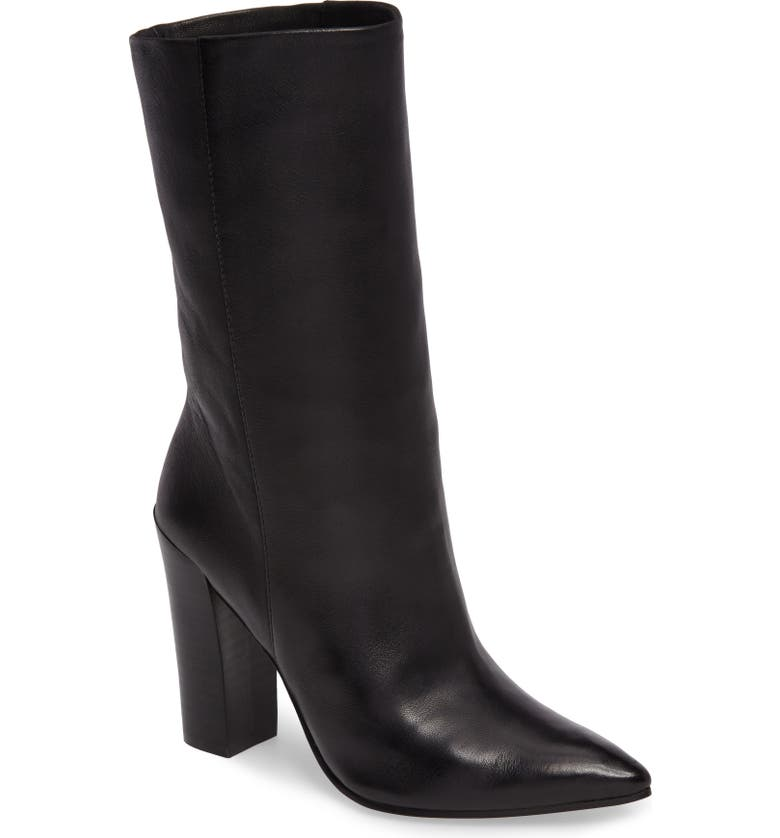 DOLCE VITA Ethan Pointy Toe Bootie, Main, color, 001