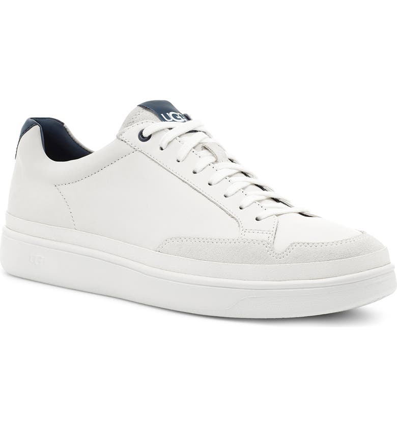 UGG<SUP>®</SUP> South Bay Sneaker, Main, color, WHITE