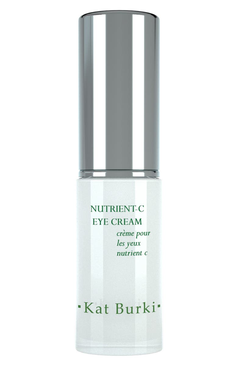 KAT BURKI Nutrient C Eye Cream, Main, color, No Color