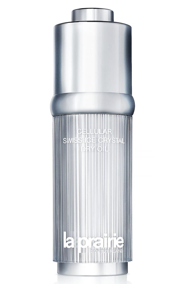 LA PRAIRIE Cellular Swiss Ice Crystal Dry Oil, Main, color, NO COLOR