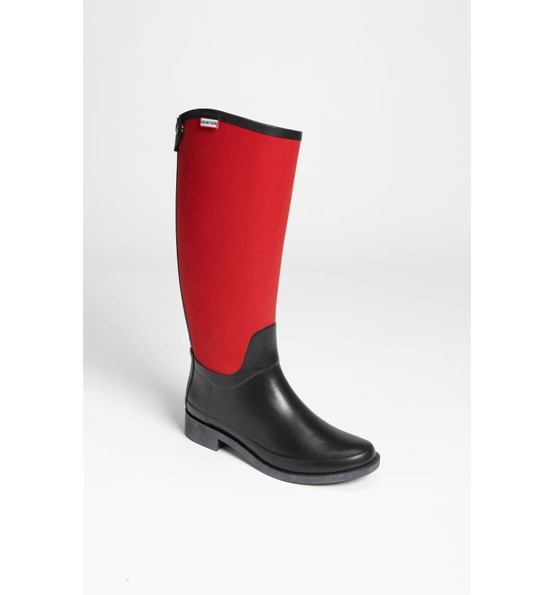 HUNTER 'Bessy' Rain Boot, Main, color, 600