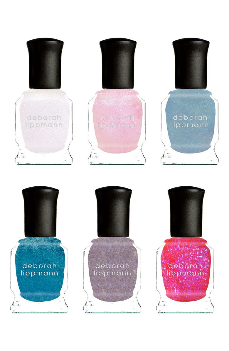 DEBORAH LIPPMANN Beyond the Sea Gel Lab Pro Nail Color Set, Main, color, 000