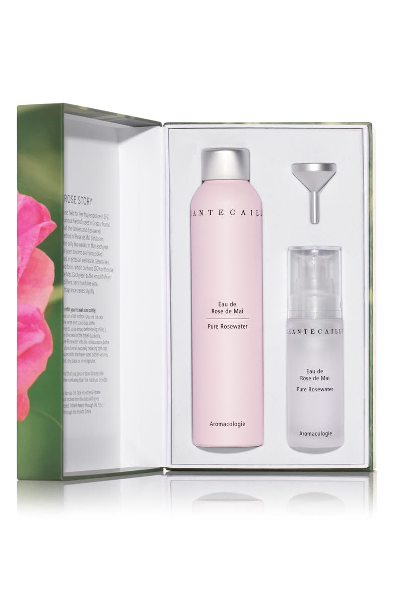 CHANTECAILLE The Rosewater Harvest Refill Set, Main, color, 000