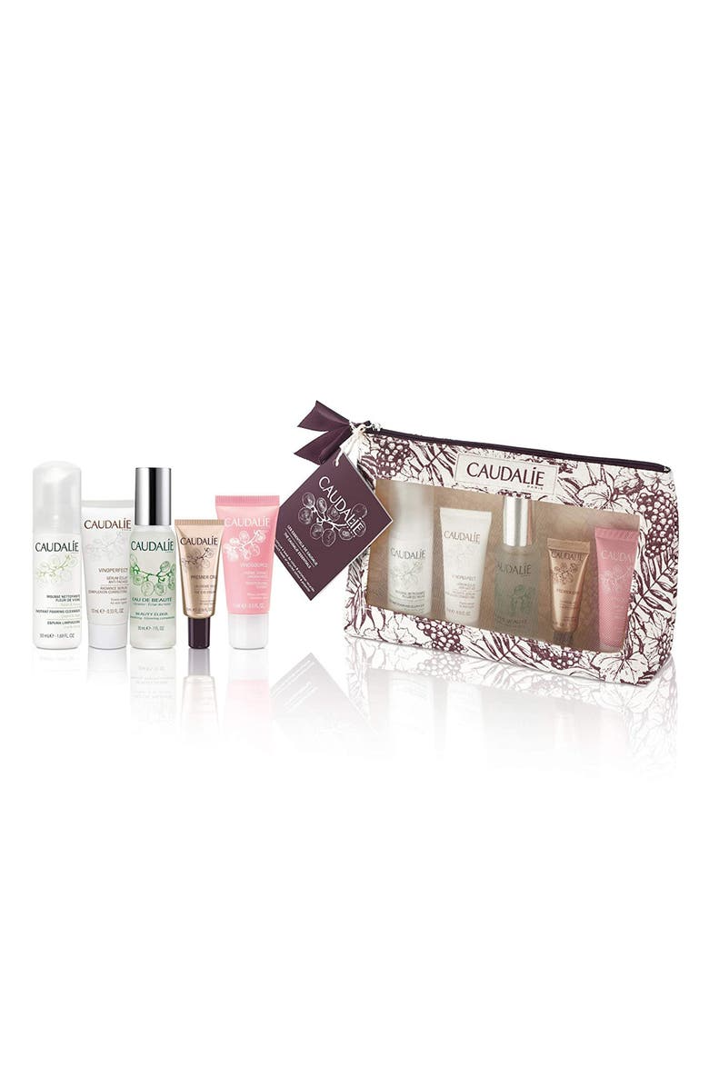 CAUDALÍE Travel Size Bestsellers Set, Main, color, NO COLOR