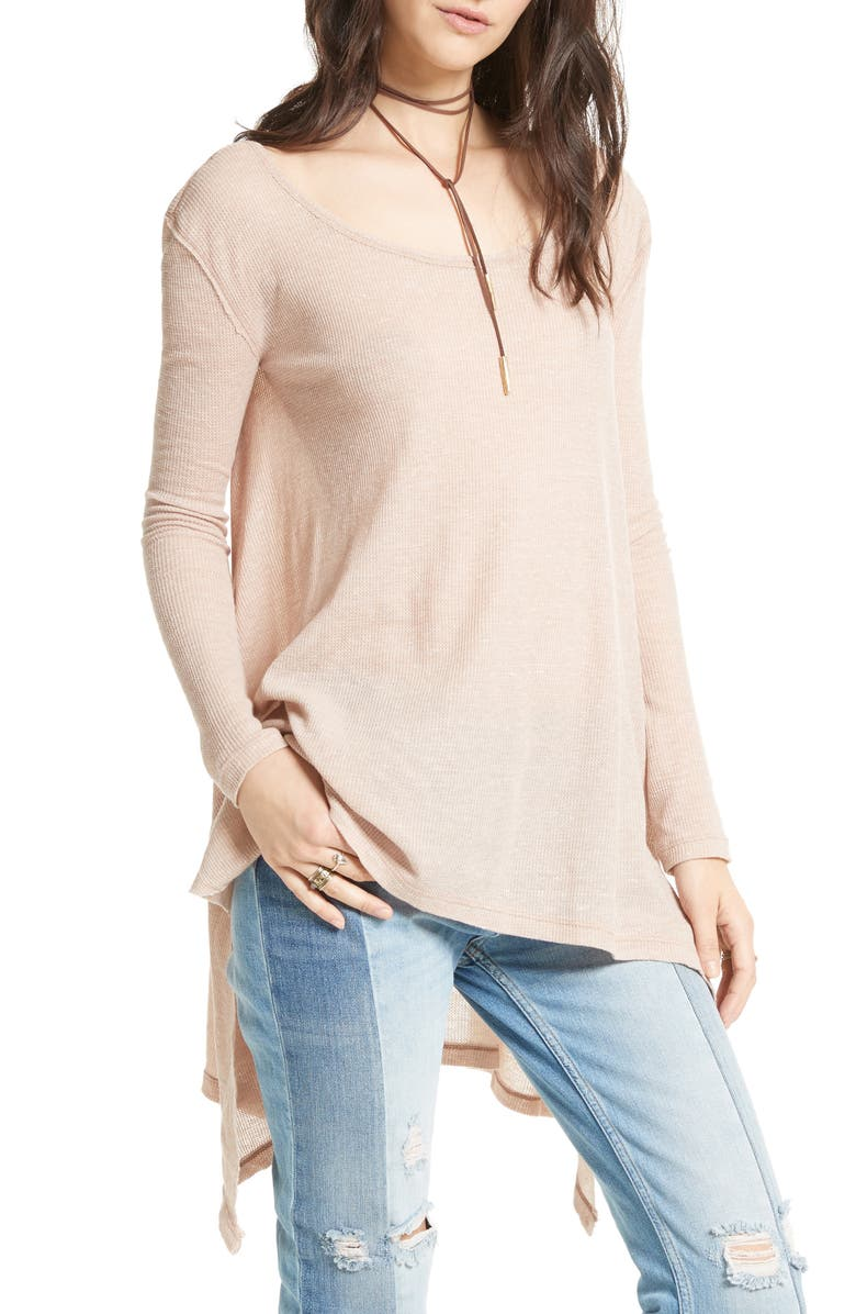 FREE PEOPLE The Incredible Tee, Main, color, 210
