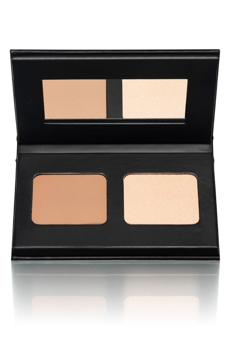 KEVYN AUCOIN BEAUTY The Contour Duo, Main, color, BROWN