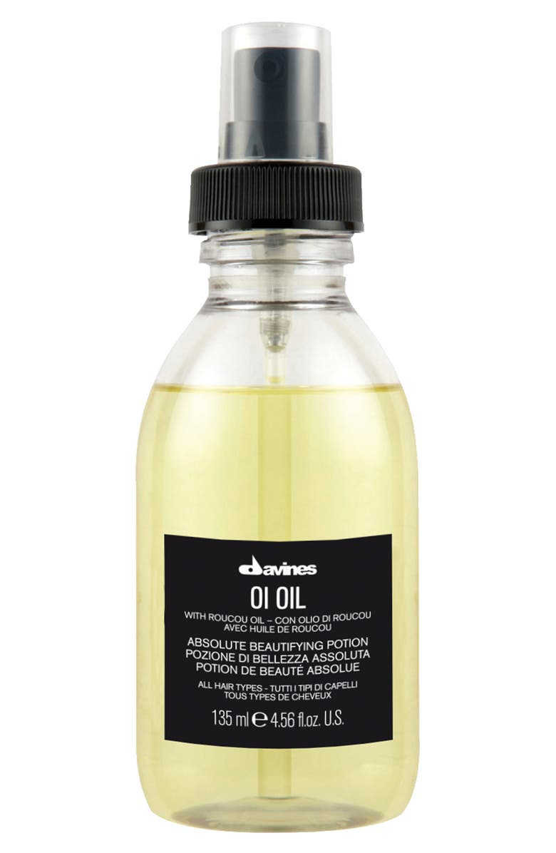 DAVINES OI Oil, Main, color, NO COLOR