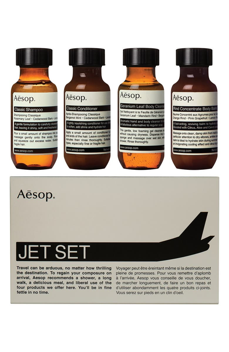 AESOP Jet Set Travel Kit, Main, color, 960