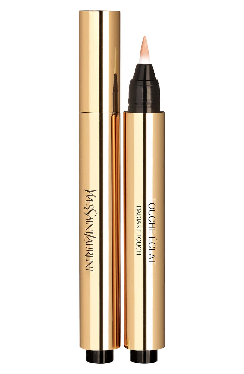 YVES SAINT LAURENT Touche Éclat All-Over Brightening Concealer Pen, Main, color, 1 LUMINOUS RADIANCE