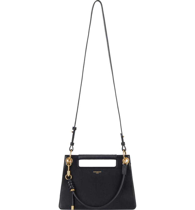 GIVENCHY Small Whip Top Handle Bag, Main, color, 001
