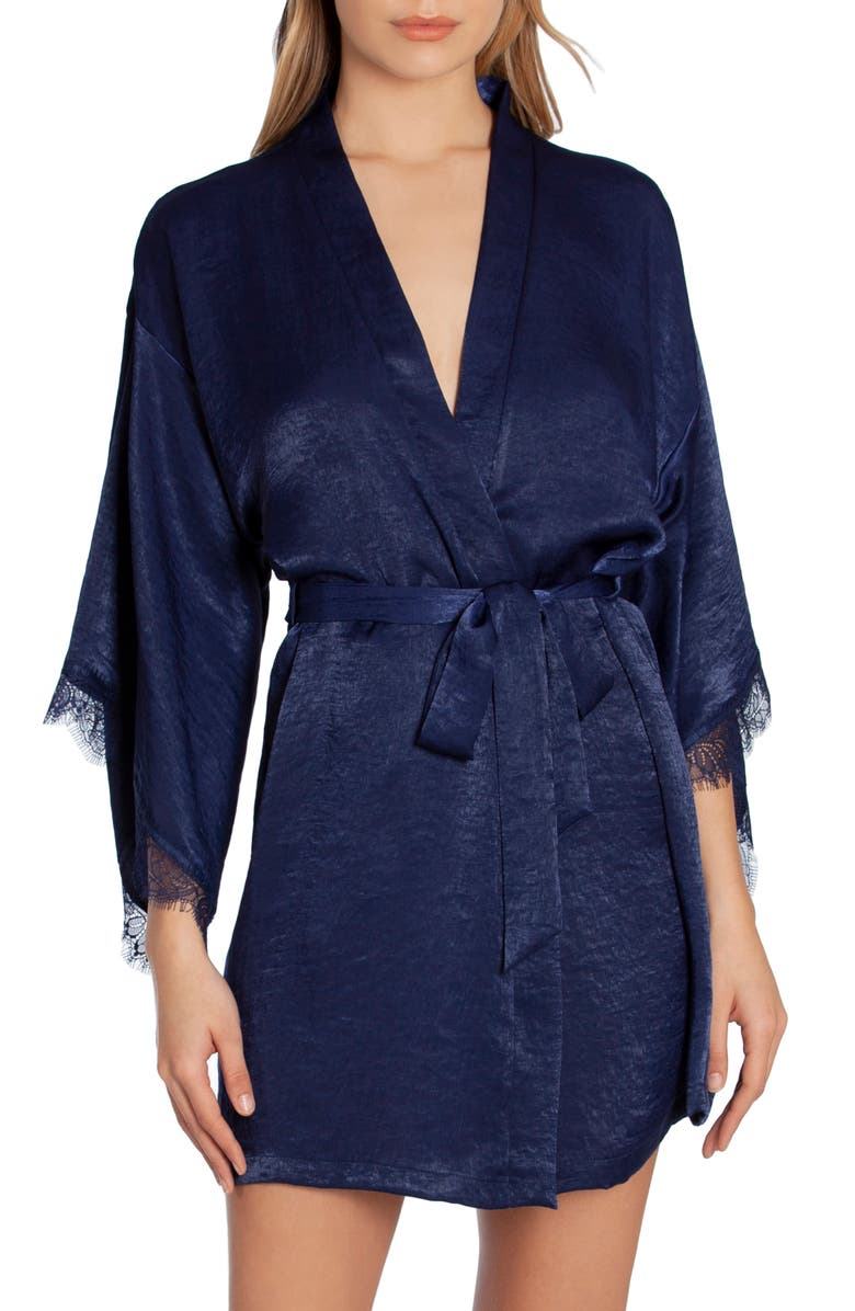 IN BLOOM BY JONQUIL Mia Wrap, Main, color, NAVY