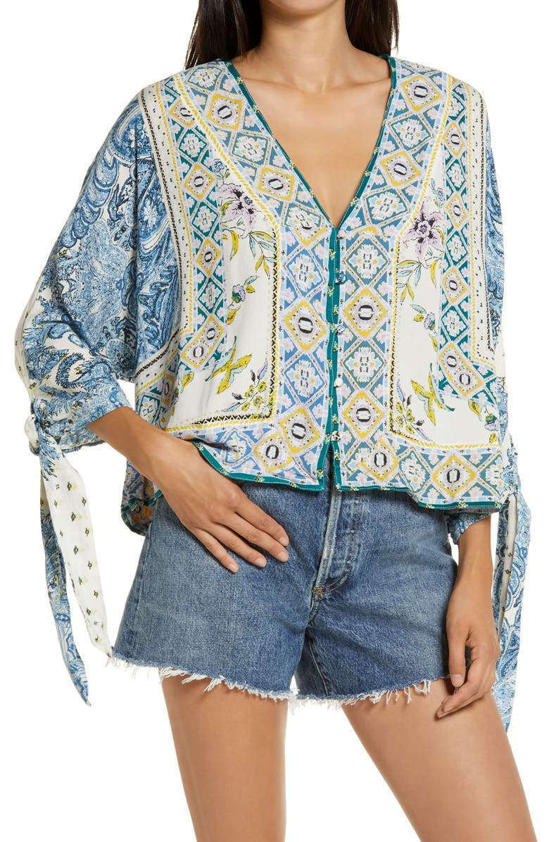 FREE PEOPLE Catch Me If You Can Top, Main, color, 400