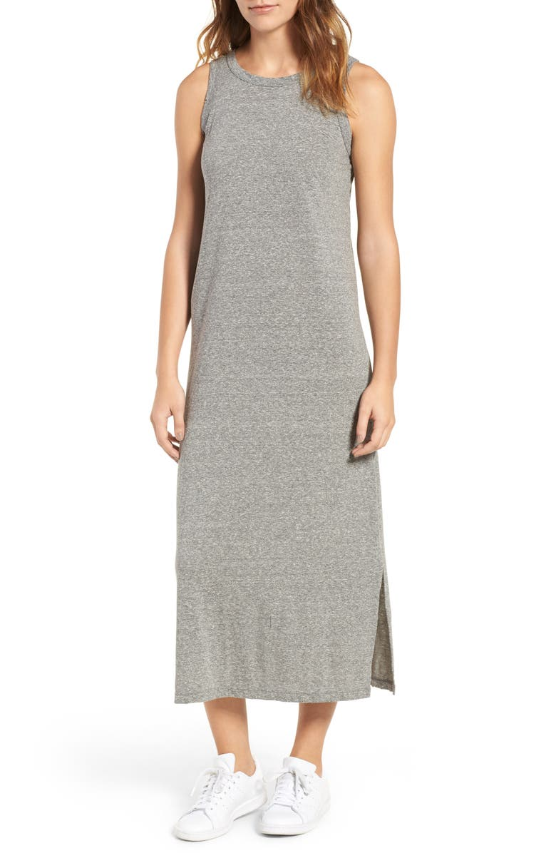 CURRENT/ELLIOTT The Perfect Muscle Tee Dress, Main, color, 099
