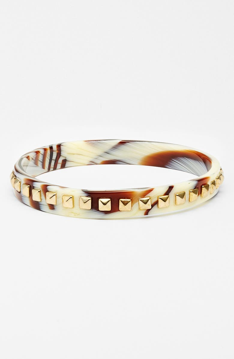 L. ERICKSON 'Little Susie' Studded Bangle, Main, color, 212