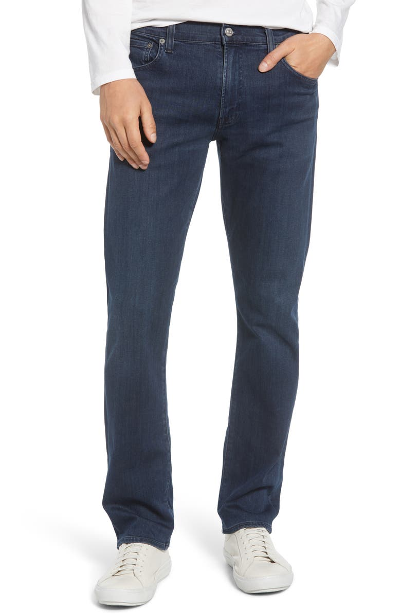 CITIZENS OF HUMANITY Gage Slim Straight Leg Jeans, Main, color, UNDERTOW