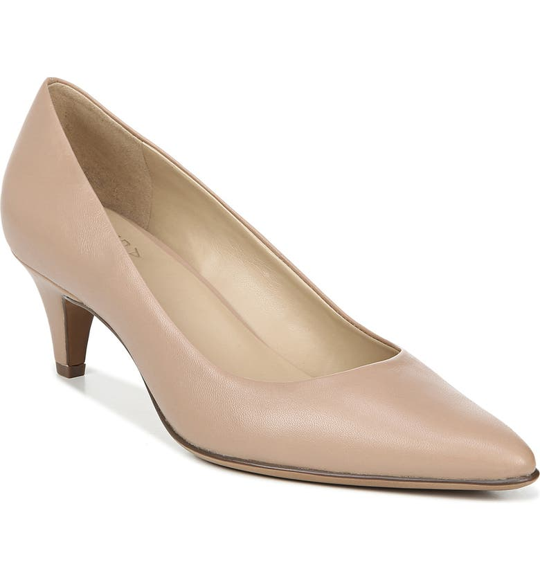 NATURALIZER Beverly Pump, Main, color, GINGERSNAP LEATHER