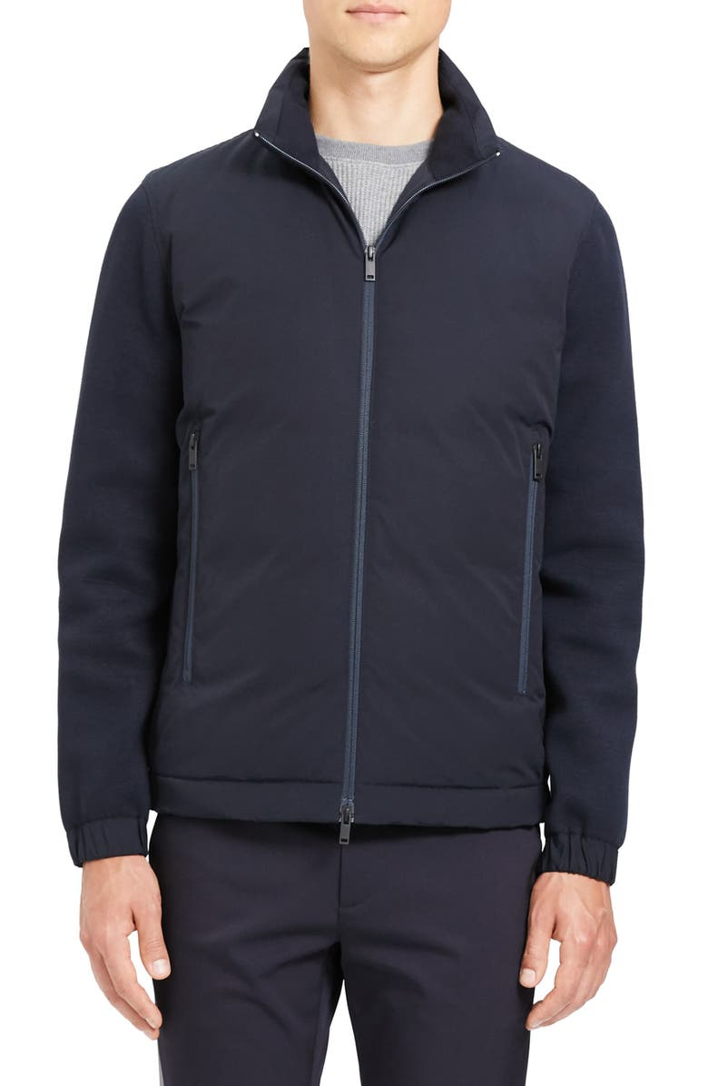 THEORY Alpine Regular Fit Jacket, Main, color, 497