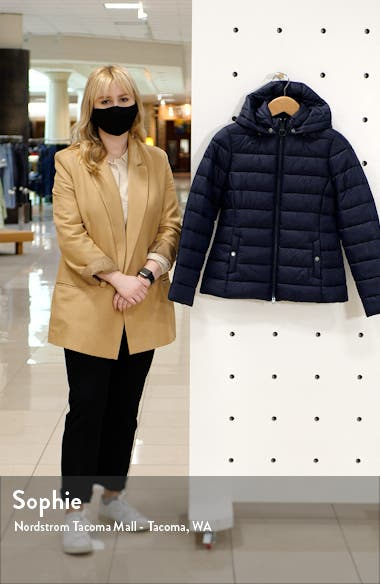 Shaw Hooded Puffer Jacket, sales video thumbnail