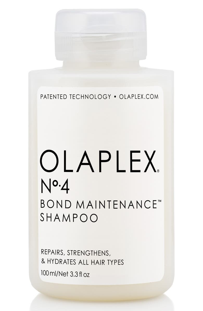 OLAPLEX No. 4 Bond Maintenance<sup>™</sup> Shampoo, Main, color, NO COLOR