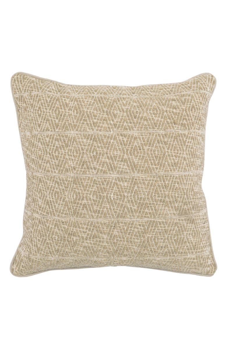 VILLA HOME COLLECTION Kinney Accent Pillow, Main, color, 250