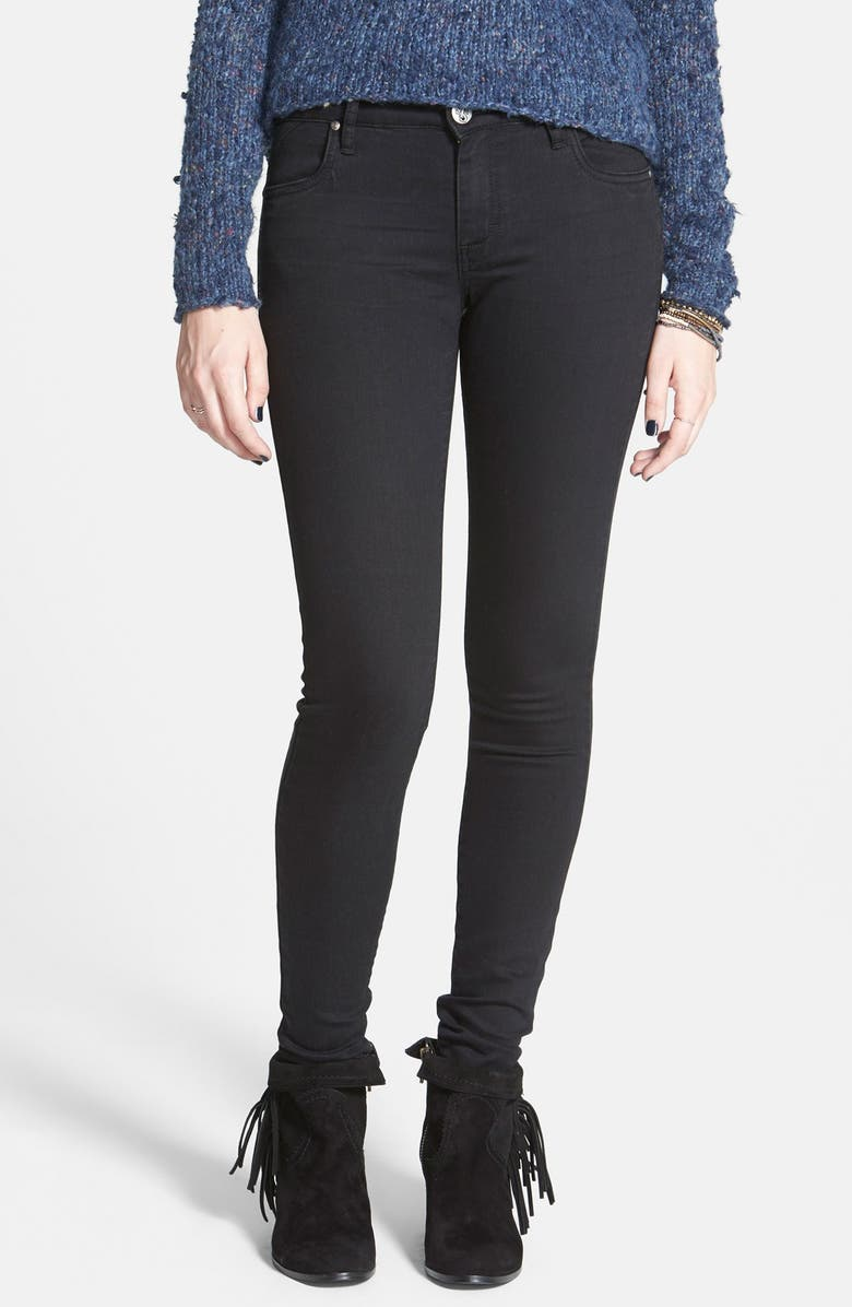 STS BLUE Stretch Skinny Jeans, Main, color, 002
