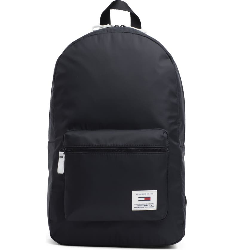 TOMMY JEANS Urban Tech Backpack, Main, color, 001