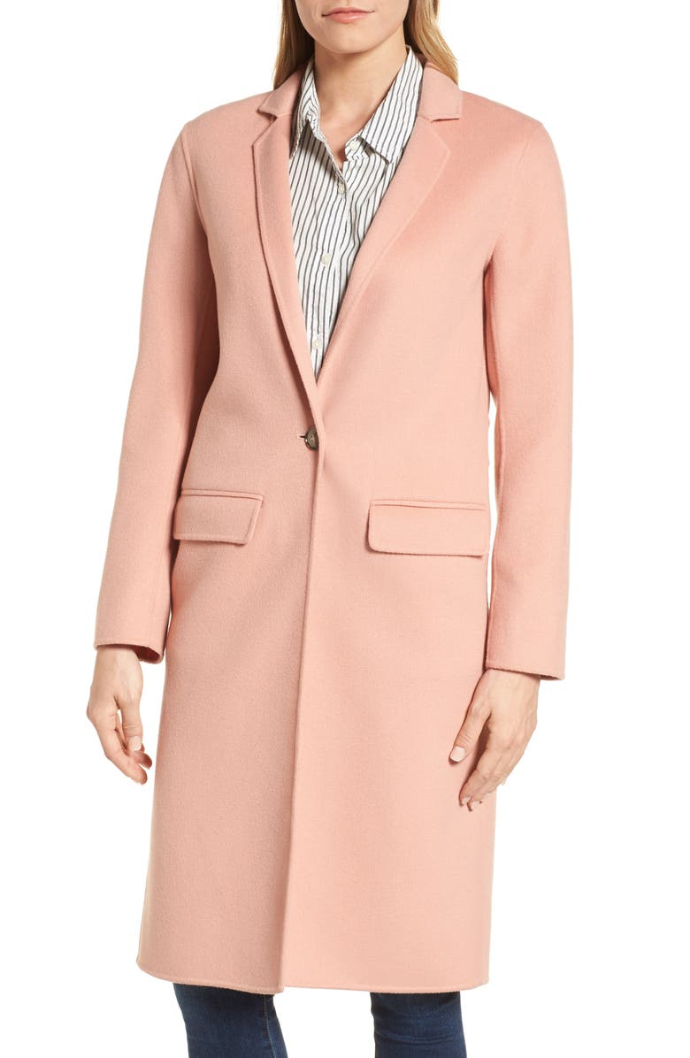 MACKAGE Double-Face Wool Jacket, Main, color, PEACH